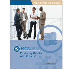 Social Style - Producing Results with Others