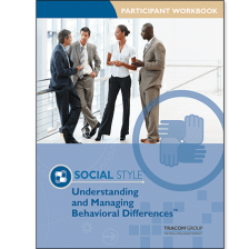 Social Style - Understanding and Managing Behavioral Differences